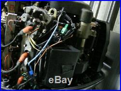 04 Yamaha 200 HPDI Outboard 25 Shaft Engine Motor for PARTS. WHAT PART NEED