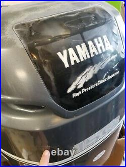 2 each 2000 Yamaha HPDI 150 Outboard Motor Cowling Engine Cover
