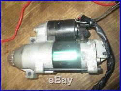2000 Yamaha 150hp HPDI outboard starter