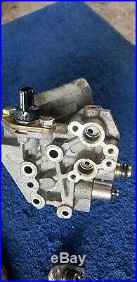 2000 Yamaha HPDI 200hp outboard fuel injection pump parts