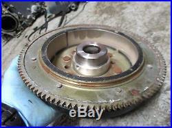 2001 Yamaha 200hp HPDI LZ200txrz outboard flywheel 68f-81450-00-00