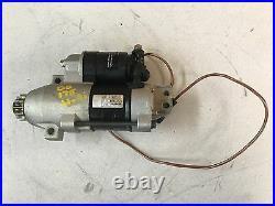 2001 Yamaha HPDI 175 HP 2 Stroke Outboard Ignition Starter Motor Freshwater MN