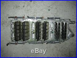 2001 Yamaha outboard 200 hpdi Z200TXRZ 2 stroke intake and reeds 68F-13624-00-1S