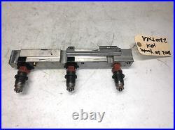 2002 200 HP Yamaha HPDI Outboard FUEL INJECTION RAIL 68F-13161-00-00 LOT TH3