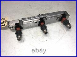2002 200 HP Yamaha HPDI Outboard FUEL INJECTION RAIL 68F-13171-00-00 LOT TH3
