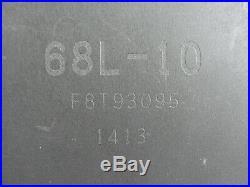 2002 Yamaha HPDI 175 hp Engine Control Unit ECU CDI from Z175TXRA Outboard Motor