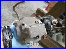 2002 Yamaha HPDI 200hp outboard z200txra Starter 68f-81800-01