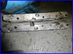 2002 yamaha HPDI 200hp outboard fuel rail set 68f-13171-00-00