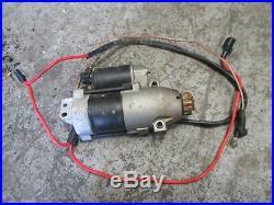 2003 Yamaha 175hp HPDI Outboard starter 68f-81800-01