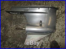 2003 Yamaha 225 hp 4 stroke outboard 25 Standard Rotation OEM lower unit
