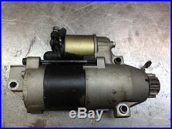 2003 Yamaha HPDI 225 HP 2 Stroke Outboard Engine Starter Motor Freshwater MN