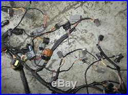 2003 Yamaha HPDI LZ250TXRB outboard complete engine wiring harness 60v-82105