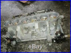 2003 Yamaha HPDI LZ250TXRB outboard throttle body 60v-13751