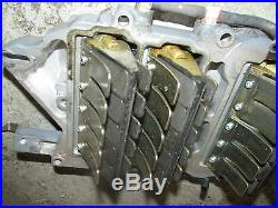 2003 Yamaha Outboard 200 hpdi Z200TXRB intake manifold with reeds 68F-13624-00-1S