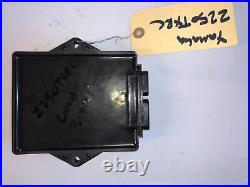 2004 250 HP Yamaha HPDI Outboard ECU ENGINE CONTROL UNIT 60V-8591A-01-00 LOT TE1