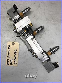 2004 250 HP Yamaha HPDI Outboard FUEL RAIL PIPE ASSEMBLY 60V-13171-00-00 LOT TF2