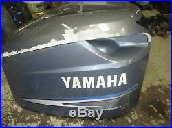 2005 Yamaha HPDI 300hp outboard Top Cowling Hood Cover