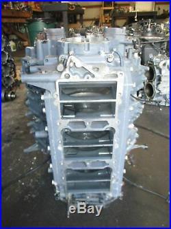 2005 Yamaha HPDI 300hp outboard crankcase block