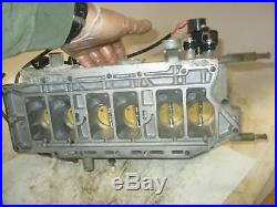 2005 Yamaha HPDI 300hp outboard intake manifold with Throttle body 6D0-13751-00