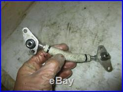 2005 Yamaha HPDI 300hp outboard port high pressure fuel hose 60V-13974-10