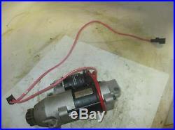 2005 Yamaha HPDI 300hp outboard starter 6C9-81800-00