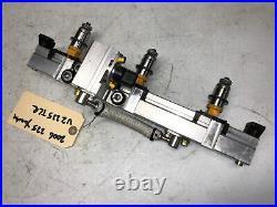 2006 225 HP Yamaha HPDI Outboard FUEL RAIL PIPE ASSEMBLY 60V-13171-00-00 LOT TG3