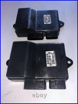 2006 225 HP Yamaha HPDI Outboard INJECTOR DRIVER SET 60V-8591B-00-00 LOT TG3