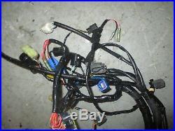 2006 VZ200TLR Yamaha 200 hpVmax HPDI outboard engine wiring harness 60v-82590-70