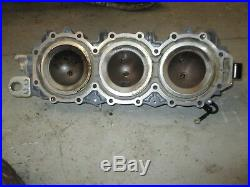 2006 Yamaha 200 hp Vmax HPDI outboard starboard cylinder head 60v-11192-00-1s