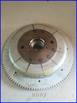 2008 Yamaha HPDI 225 HP 2 Stroke Outboard Engine Flywheel Rotor Freshwater MN