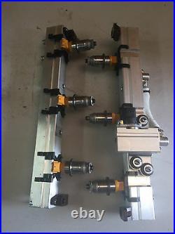 2008 Yamaha HPDI 225 HP 2 Stroke Outboard Fuel Rails & Injectors Freshwater MN