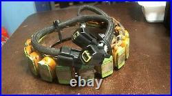 300hpdi Yamaha Outboard Stator Assy 60v-81410-02-00 #1711