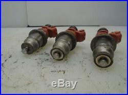 (6) Fuel Injector Set Yamaha HPDI 200 HP Z200TXRZ Z TXR Outboard BIN4-1