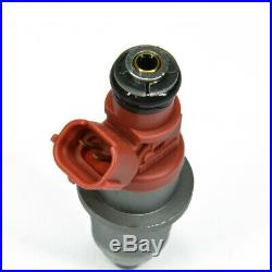 6 Fuel Injectors E7T05072 For Yamaha Outboard HPDI 150-200 HP