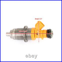 6Pc Fuel Injector Fit 2003-2020 Yamaha Outboard HPDI 250 300HP 60V-13761-00-00
