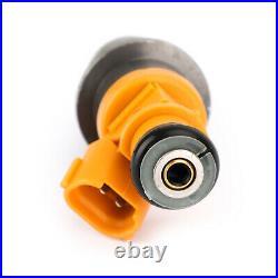6Pcs Fuel Injector Für Yamaha 03-20 Outboard HPDI 250 300HP 60V-13761-00-00 3F
