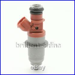 6Pcs Fuel Injectors E7T25071 Fit Yamaha Outboard HPDI 150-200 HP 68F-13761-00-00