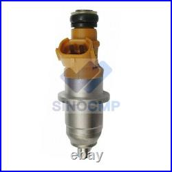 6X Fuel Injectors 60V-13761-00-00 Fits 2003 Up Yamaha Outboard HPDI 250 300HP