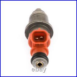 6pcs Fuel Injector 68F-13761-00-00 E7T05071 Fit Yamaha Outboard HPDI 150-200 SF