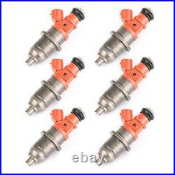 6pcs Fuel Injector 68F-13761-00-00 E7T05071 per Yamaha Outboard HPDI 150-200 New