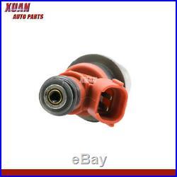 6x 68F-13761-00-00 Fuel Injectors E7T25071 Fit Yamaha Outboard HPDI 150-200 HP