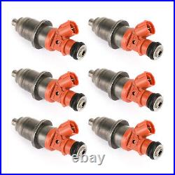 6x Fuel Injector 68F-13761-00-00 E7T05071 Fit Yamaha Outboard HPDI 150-200 BS5