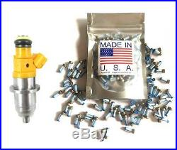 Fuel Injector Basket Filter HPDI Mystery Filter Set 20 for Yamaha Outboard