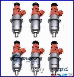 GA Set of 6 Fuel Injector Fit Yamaha Outboard Hpdi E7T25071 68F-13761-00-00