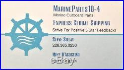 Ip1492 Yamaha Hpdi 150-200 HP Vst Tank Assy Good Pump 68f-13907-00-00 Outboard