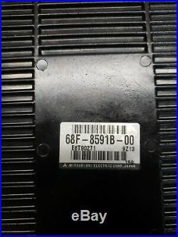 Ma18 Yamaha 68f-8591b-00 Hpdi Outboard Injector Driver Assembly E8t90271
