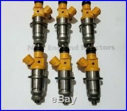 Reman OEM Fuel Injectors 03 & UP 60V-13761-00-00 Yamaha Outboard HPDI 250 300HP
