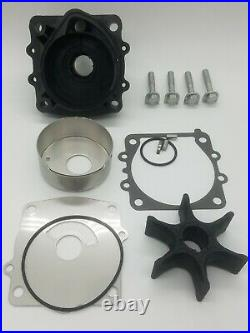Water Pump Impeller Kit 150 175 200 250 HP 2stroke HPDI for Yamaha Outboard