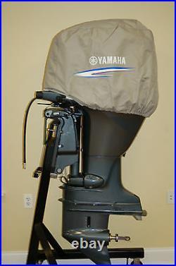 YAMAHA OEM Deluxe Outboard Motor Cover HPDI 2.6L Z150 Z175 Z200 MAR-MTRCV-11-11