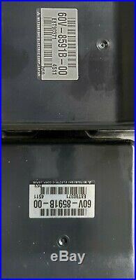YAMAHA OUTBOARD DRIVERS and BRACKET ASSEMBLY 60V-8591B-00-00 2004 150HP HPDI